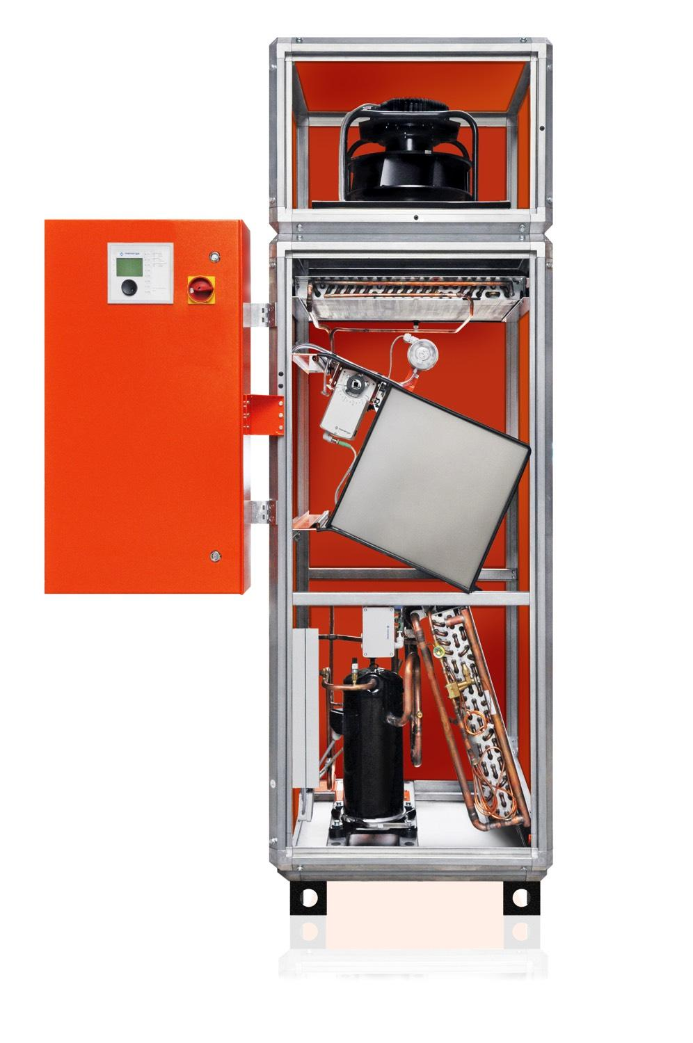 Drysolair 11 Air Dehumidification Unit With Counterflow