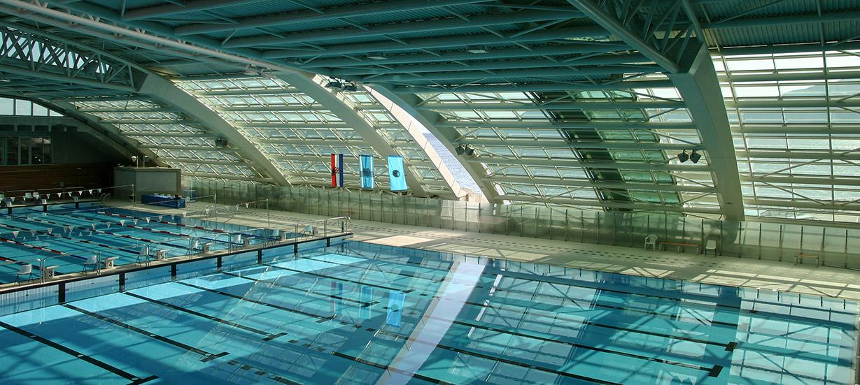 Air Conditioning and Dehumidification of Swimming Pool Halls