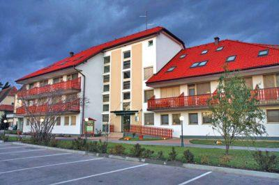 Retirement home Ptuj - unit Mureticni