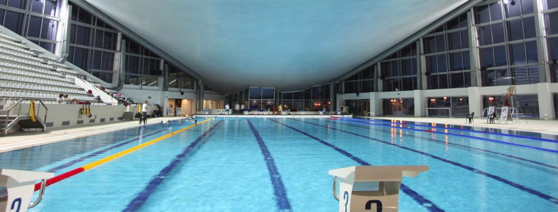 Sport Centre Milan Gale Muškatirović Swimming Pool 25 Maj