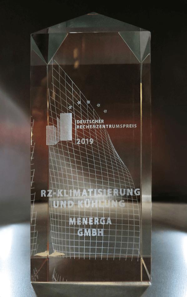 German data center award 2019
