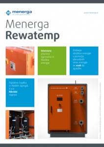 Menerga Rewatemp Brochure